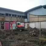Groundworks Langholm Primary
